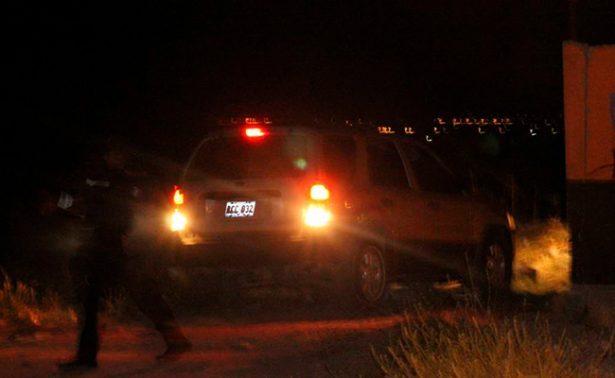 Noche de terror en Nochistlán