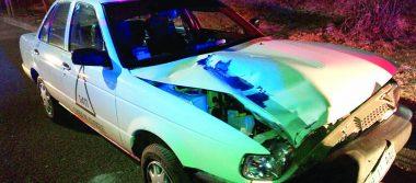 Fue un taxi el que acabó con la vida de madre e hija