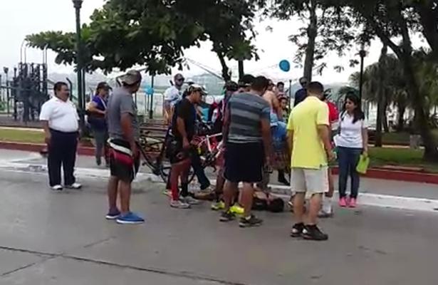 Elevada mortandad de ciclistas por accidentes de tráfico: ISSEA