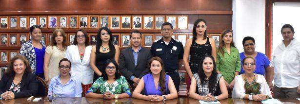 Instalan el Consejo Municipal de la Mujer de Aguascalientes