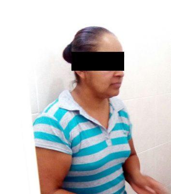 Empleada doméstica pretendió robar joyas y dinero a su patrón
