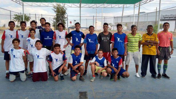 Próximas acciones del Torneo de Barrios del Municipio de Aguascalientes