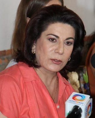 Lorena Martínez anuncia su deseo de buscar la senaduría por Aguascalientes