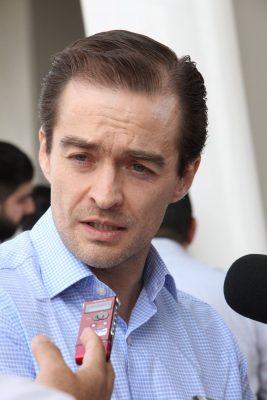 Tema del agua debe salir de agenda de campañas: Miguel Romo Reynoso