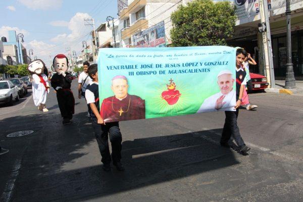 Ticuantepe celebra jornada en honor al Sagrado Corazón de Jesús