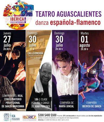 Todo listo para el Festival Ibérica Contemporánea 2017: ICA