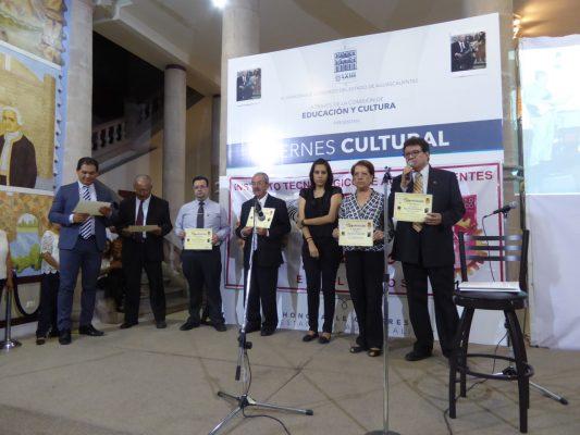Musitec y la Rondalla ITA 80s cerraron el ciclo de homenajes póstumos a Fernando Rangel Montes