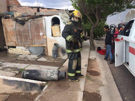 En Aguascalientes sólo 105 bomberos cuidan de 1 millón 312 mil 544 habitantes