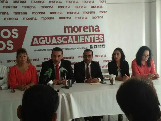 La creciente inseguridad y desempleo en el estado temas que preocupan a Morena