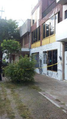 Se colgó un hombre en una finca abandonada en Avenida López Mateos