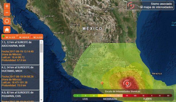 Sismo en Aguascalientes fue menor a 3º Richter