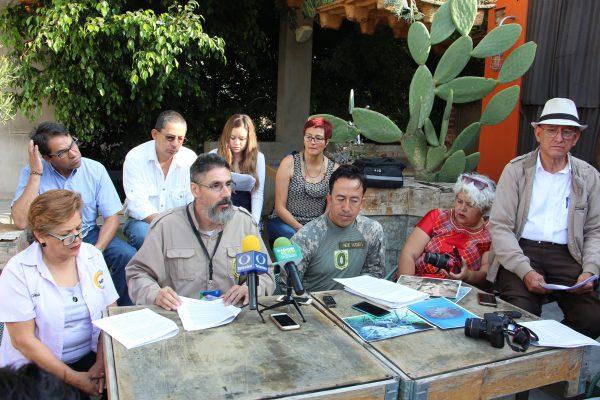 Asociaciones civiles exigen frenar  ecocidio en el Bosque de los Cobos