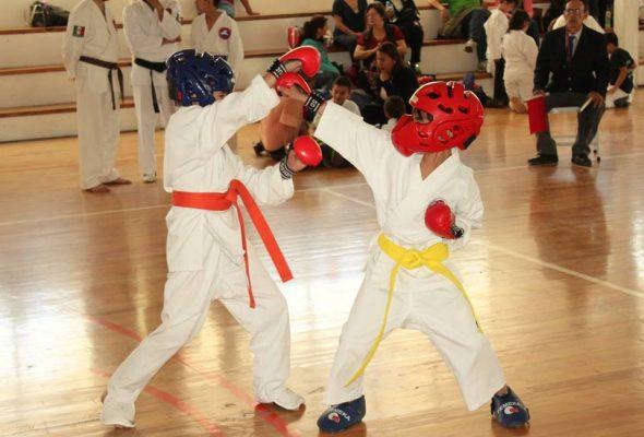 Mañana, la Primera Copa ODEKAA de karate-do