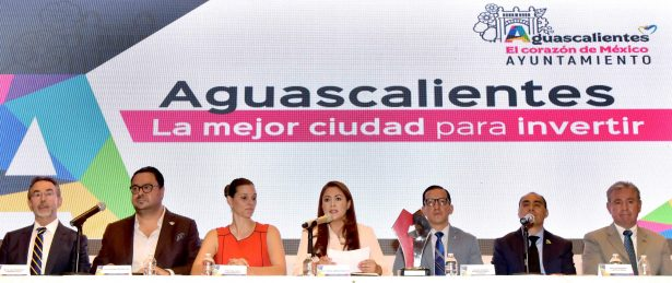 Empresarios refrendan su confianza en el Municipio de Aguascalientes