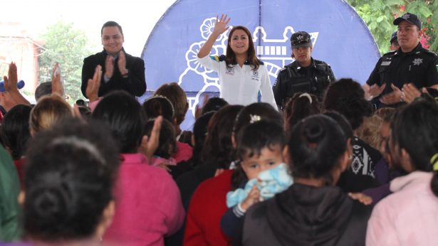 La Alcaldesa pide crear un frente común a favor de Aguascalientes