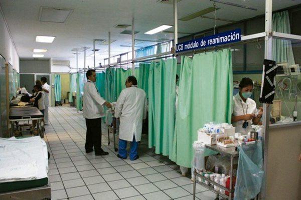 Necesario poner orden en las áreas de urgencias médicas