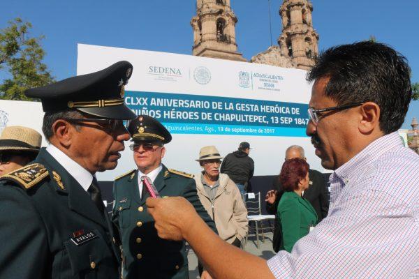 El Ejército Mexicano está listo para auxiliar a la población
