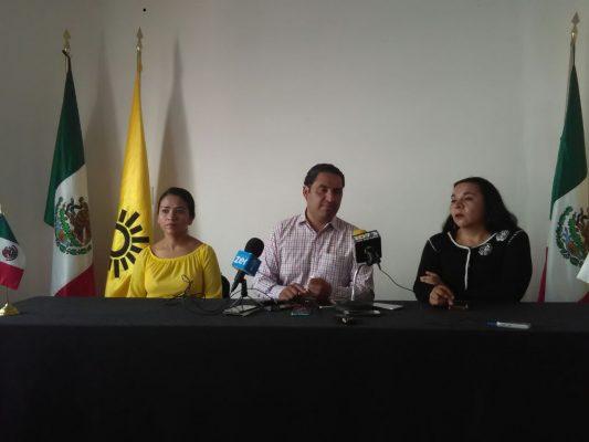Pide PRD se finquen responsabilidades jurídicas contra Francisco Chávez