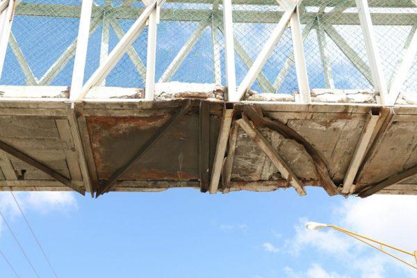 Infraestructura vial urge mantenimiento