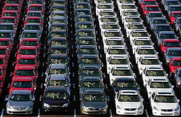 Retroceso en la venta de autos  nuevos en lo que va de este año