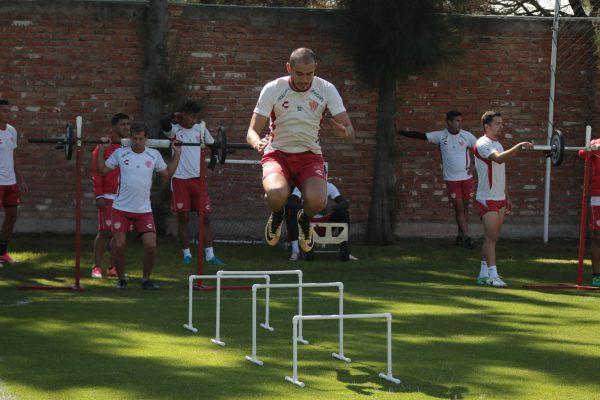 Afirma Carlos González que se quitó pesó con los goles del fin de semana