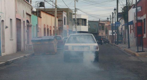 Calidad del aire en el estado  semejante al de Guadalajara