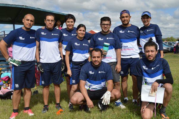 Comenzó el Tochito Bandera de la Copa Aguascalientes en dos categorías