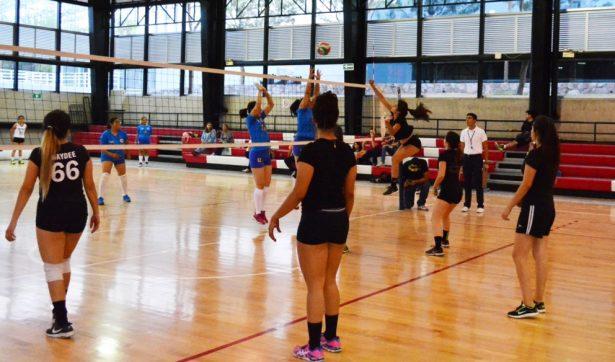 El 20 de octubre, el Juego de Estrellas de Voleibol de la Liga Universitaria