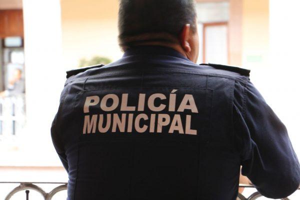 Al menos 30% de policías municipales  no están en buenas condiciones físicas