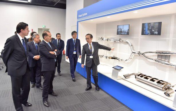 Afianza MOS nuevos proyectos de inversión de empresarios nipones