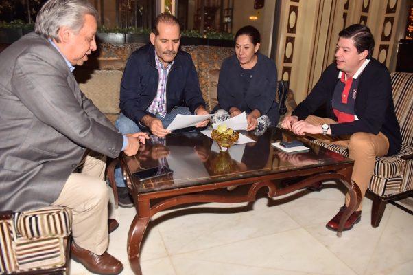 El gobernador MOS inicia gira de promoción económica por China