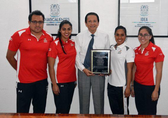 Con la selección mexicana, Segundo lugar para jugadoras de polo acuático en el CCCAN