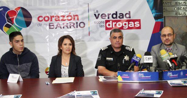 """Arranca el Ayuntamiento de la capital  programa """"Por el corazón de mi barrio"""""""