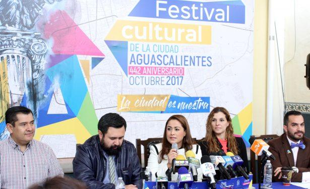 La alcaldesa Tere anuncia el  Festival Cultural de la Ciudad