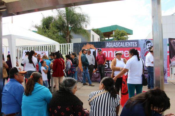 Campesinos tomaron las  la delegación de la Sagarpa