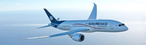 Habrá 8% más de asientos en  vuelos a la Ciudad de México