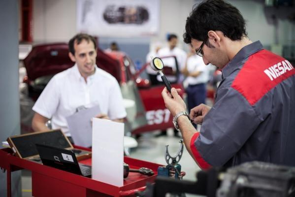 Inició el Cecati número 28 la carrera de Técnico en Mantenimiento Industrial Nissan