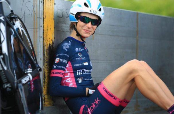 Vittoria Bussi se queda cerca del récord de la hora