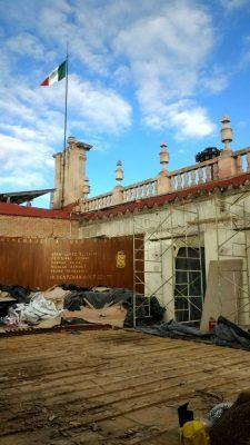 Vigila INAH remodelación de salón de cabildo municipal
