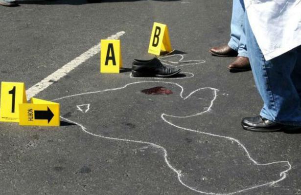 Elevada incidencia de homicidios en el estado