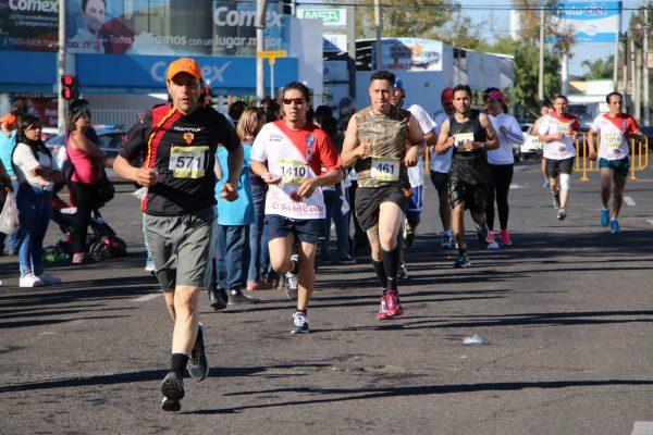 Se igualan premios para las dos ramas en el Maratón Guadalupano