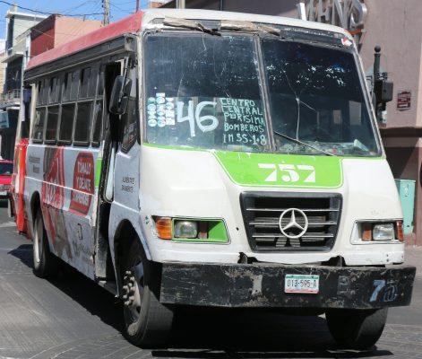 Aumento en el transporte público no es un capricho, sino una urgencia