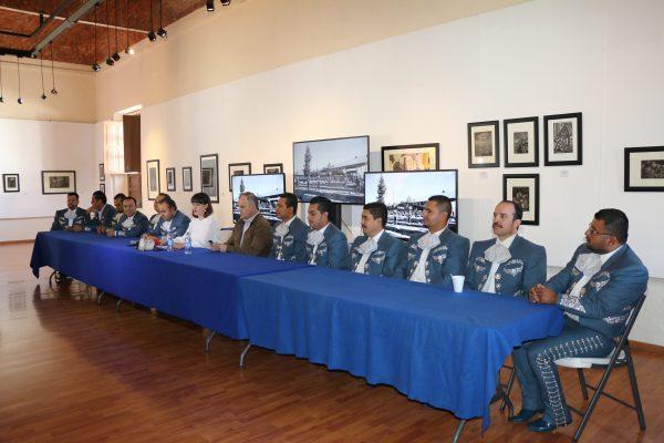 Mariachi Imperial Azteca listo  para los Latin GRAMMY 2017