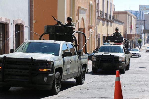 La seguridad pública, competencia de policías