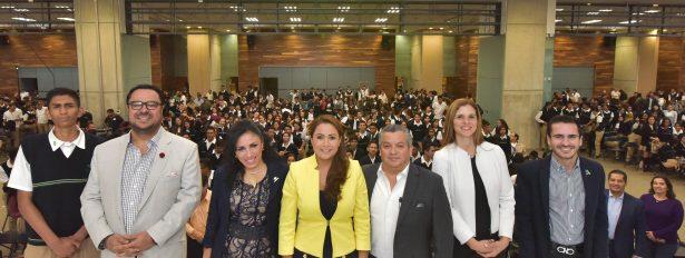 Subsistema Conalep reconoce a la alcaldesa Tere Jiménez E.