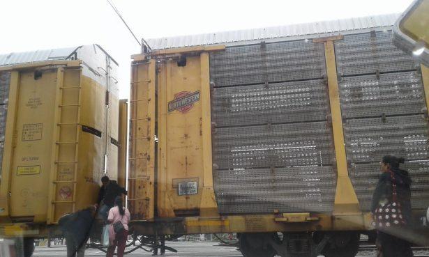 Vigila Ejército trenes de carga