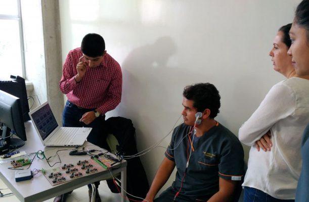 Alumnos de Ingeniería Biomédica UAA desarrollan varios proyectos científicos