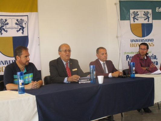. Bonagens organiza I Encuentro Deportivo Inter Universidades IMESAD 2017