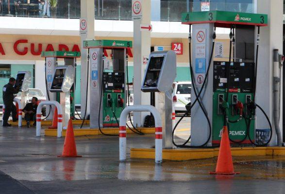 Otra vez hay escasez de gasolina en esta entidad