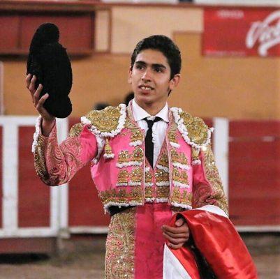 Tras la novillada del XXII Festival de Calaveras prometedor debut con caballos de Héctor Gutiérrez